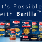 Barilla Foodservice Advertising
